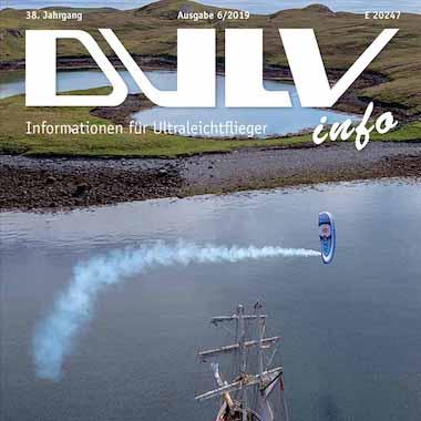Deutscher Ultraleichtflugverband e. V. (DULV)