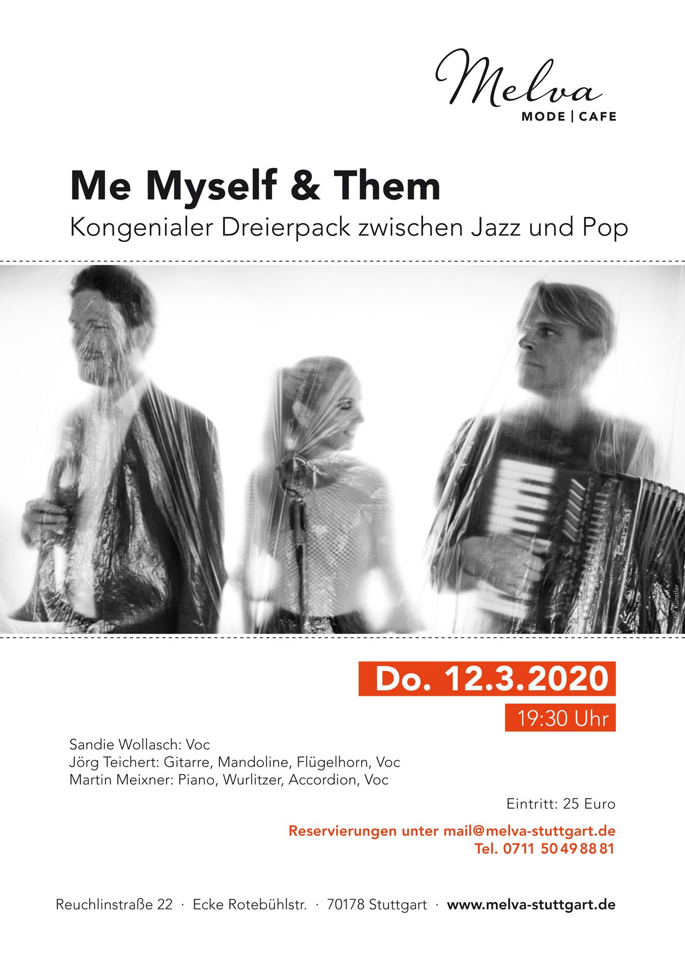 200312 Melva Konzerte Plakat A3 Me Myself.indd
